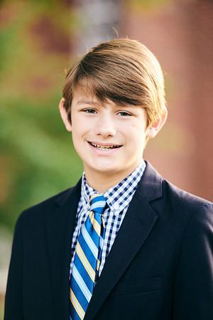 Will Jorgenson, 8th Grade Sermon