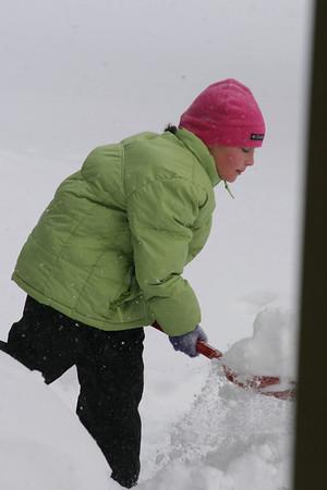 2009 Dec Snow Storm