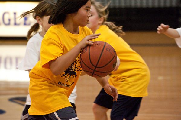 Broomfield Basketball, Jan & Mar '09