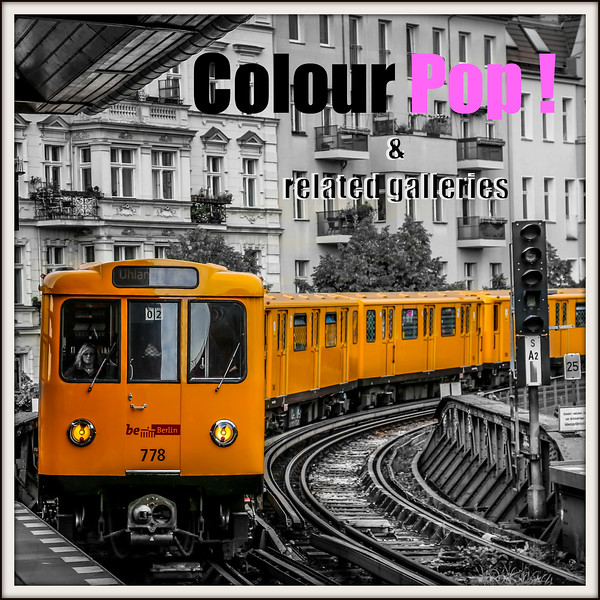 Colour Pop, Black & White & Sepia