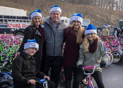 Toys for Tots Bike Drive 2015