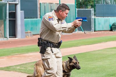 2014 Desert Dog Police K-9 Trial