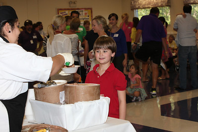DLS Ice Cream Social  Aug14 2012