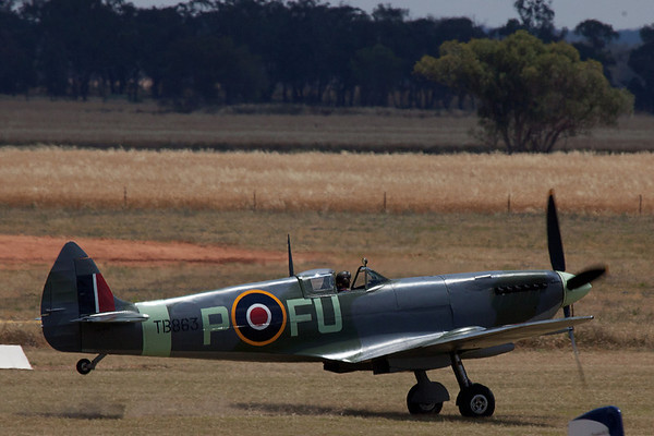 Temora Warbirds Downunder 2011