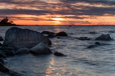 Klobban Sunset & Blue Moon