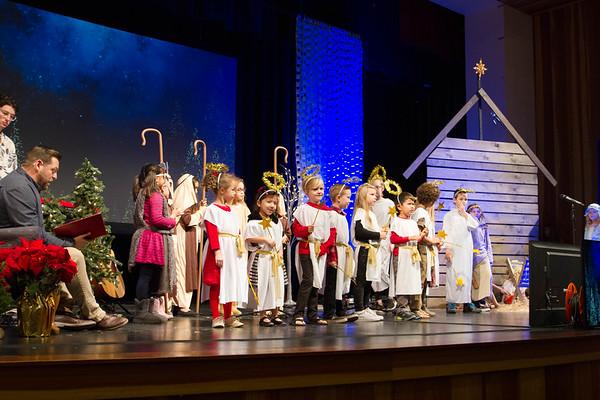 Saddleback Kids Christmas Pageant 2017