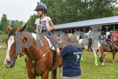 20180817 - Vermont State Fair Horse Race