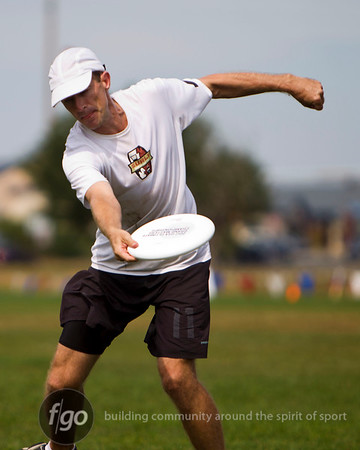 USA Ultimate 2012 Grand Masters Championships - Finals - Snapple (PA) v Surly (MN) - 9-3-12