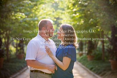 Melinda & Will : Engagement in Durham, NC