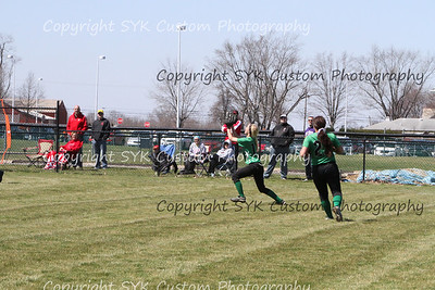 WBHS Softball vs Canfield