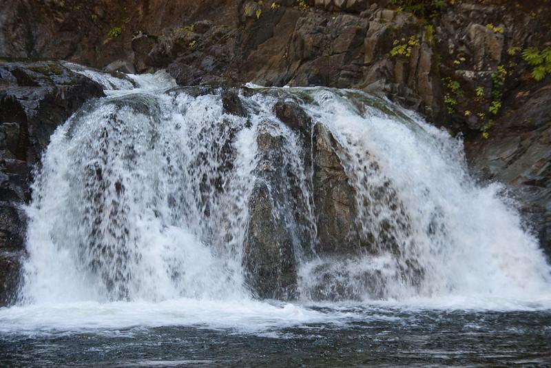 Falls after a September Rain
