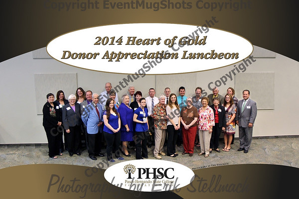 2014.02.21 PHSC Foundation Heart of Gold Luncheon