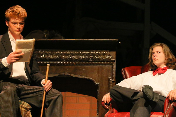 Yoh Theater Players Present, Baskerville