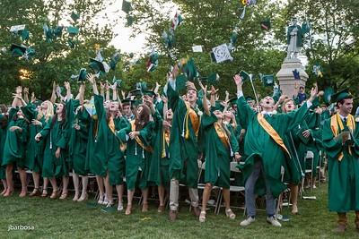 GHS Graduation - June 2015