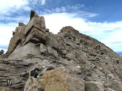Mt. Massive 9-6-2012
