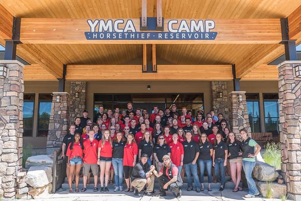 YMCA Camp Staff