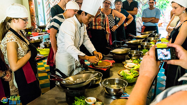 Champey Cooking School