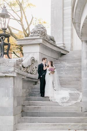 Danielle McAssey & Daniel Maine