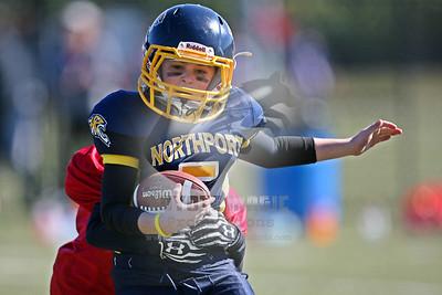 10/20/2013 - Northport Youth Football - Veterans Park, East Northport, NY