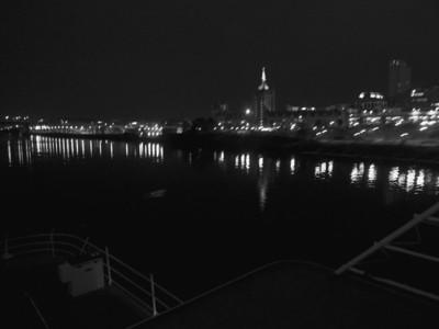 Hudson River Dinner Cruise, August 2010