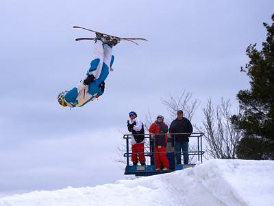 Winter Skiing - Peek'n Peak