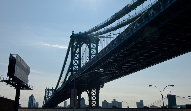 New York - Broklyn Bridge