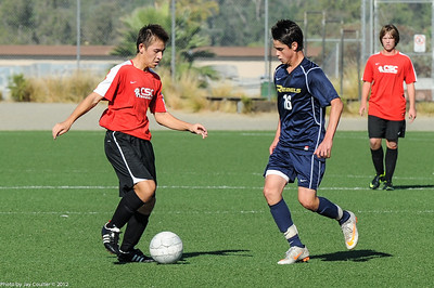 Presidio League (BU-16) 10-13-2012