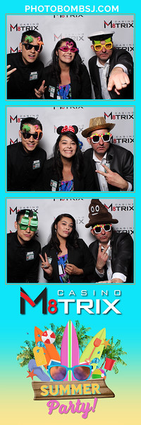 Casino M8trix Summer Party