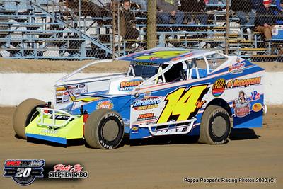 Georgetown Speedway - 3/8/20 - Stephen Sabo