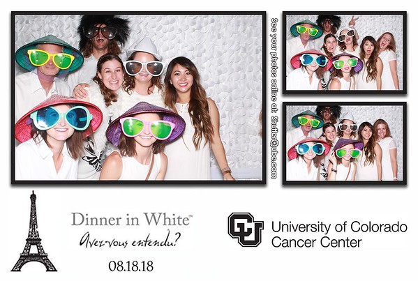 CU Dinner in White 08-18-2018