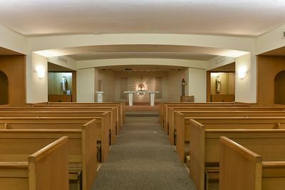 Providence Hospital Chapel 3-16-18
