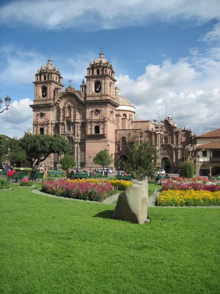 Iglesia in Cusco