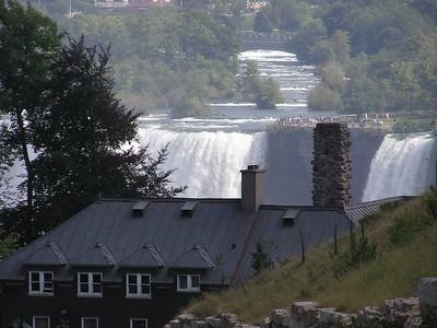 Niagara Falls - September 2004