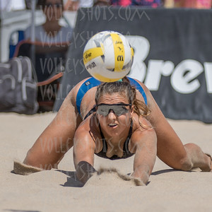 AVP Hermosa Beach Open, 22 July 2017