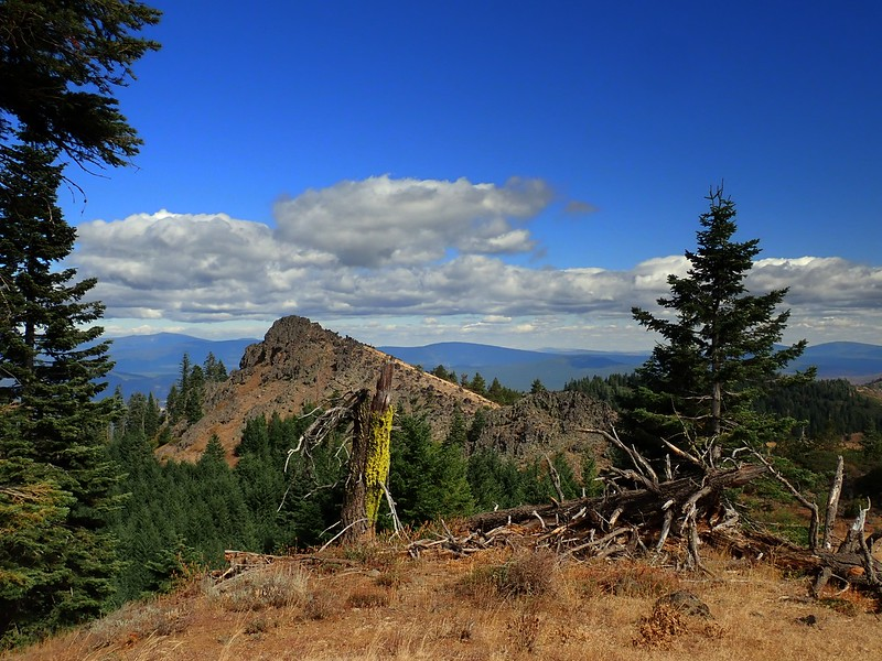 Boccard Point Soda Mountain Wilderness Oregon