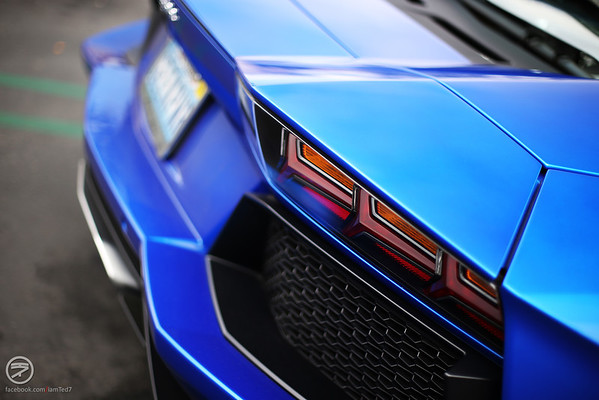 Geek Power Lamborghini Aventador LP700-4