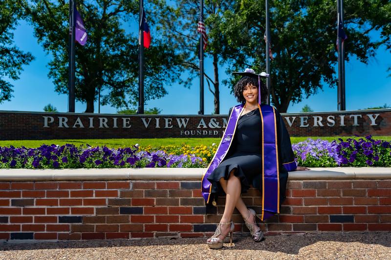 Alacia's Graduation Photos
