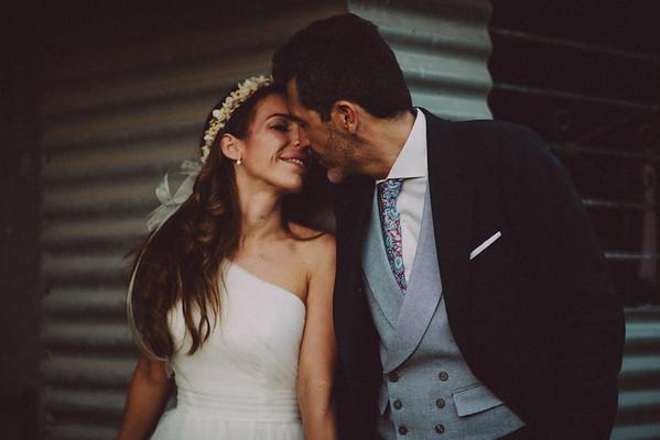 Ana & Josevi. Wedding.