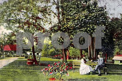 Orange Lake Postcards