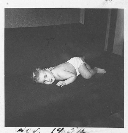 Anne Nov 1954