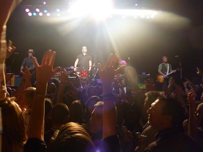01-23 - Center Stage - Cathy's Birthday - Cowboy Mouth Concert - Atlanta, GA