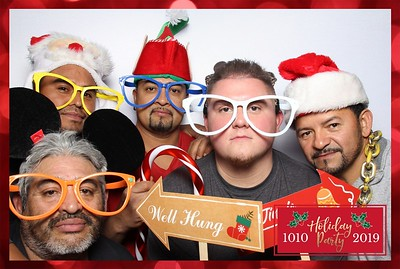 1010 Holiday Party 2019 - 12/10/19