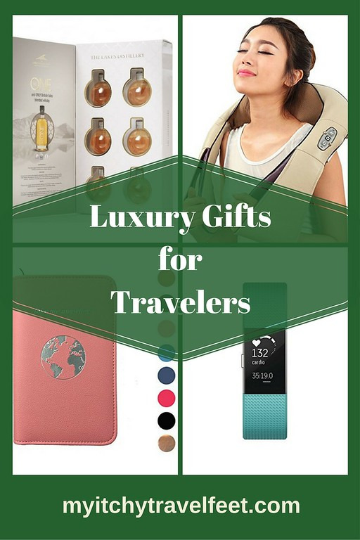 Luxury Gifts for Boomer Travelers.