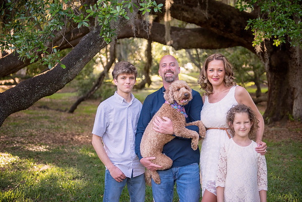 Cruey McMahon Family March 2019