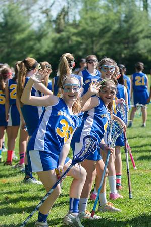 Latin School Girls Lacrosse - 2015