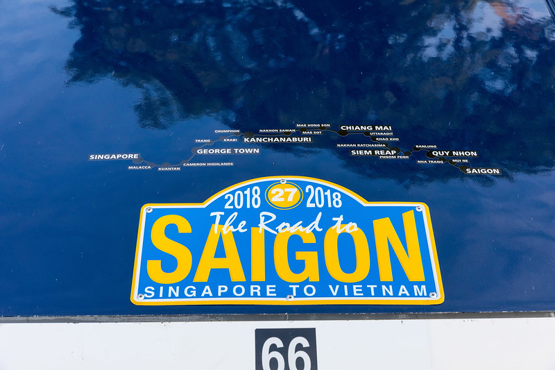 Road to Saigon 2018