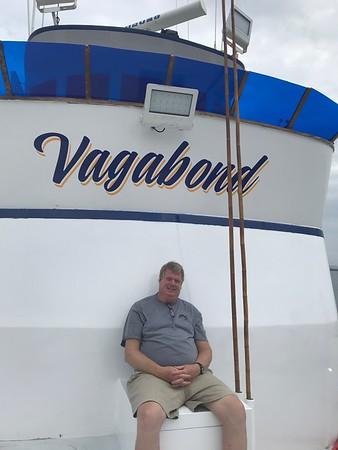 Vagabond 5 Day - Calstar - OCT - Jim B.- 7/11-18