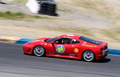2006-05-04 Ferrari Challenge Races at Infineon