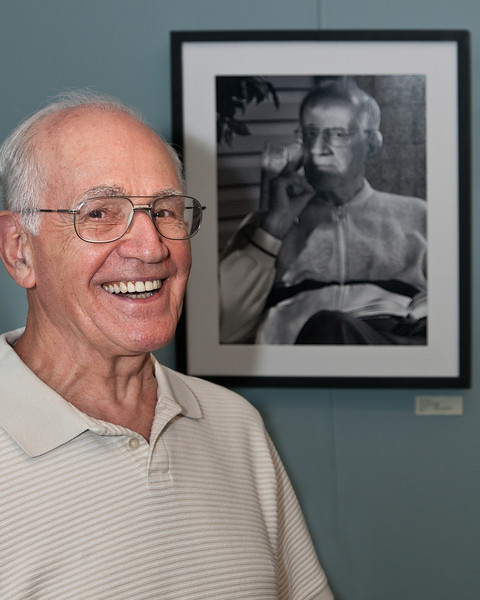Lichtenfelt Don at NEIGHBOR Exhibit July 10 2011