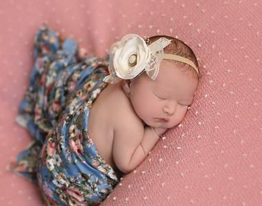 Emilia Hadley's Newborn Session